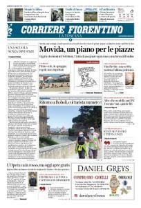 Corriere Fiorentino La Toscana – 22 maggio 2020