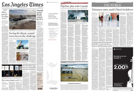 Los Angeles Times – February 24, 2020