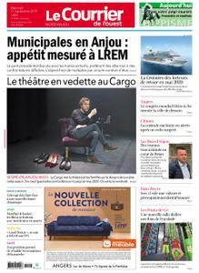 Le Courrier de l'Ouest Nord Anjou – 11 septembre 2019