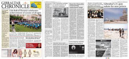 Gibraltar Chronicle – 25 April 2018