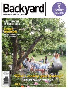 Backyard - January 2021