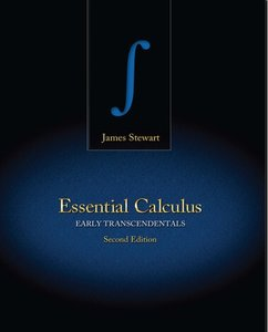 Essential Calculus: Early Transcendentals (2nd edition) (Repost)