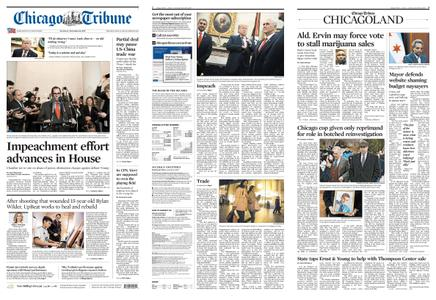 Chicago Tribune – December 14, 2019