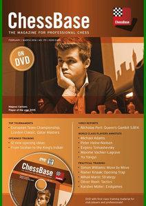 ChessBase Magazine • Number 170 • February 2016