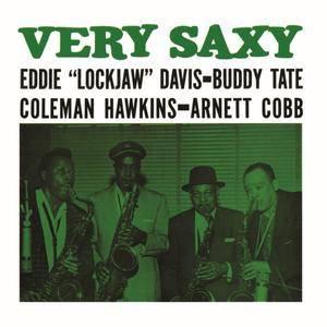 "Eddie ""Lockjaw"" Davis - Very Saxy (1959/2014) [Official Digital Download 24bit/44.1kHz]"