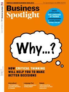 Business Spotlight Nr.6 - August-September 2020