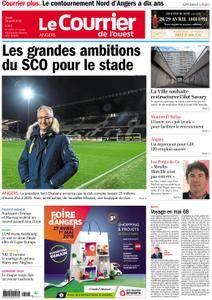 Le Courrier de l'Ouest Angers - 26 avril 2018