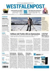 Westfalenpost Wetter - 29. Januar 2019