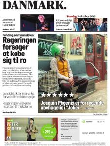 JydskeVestkysten Varde – 03. oktober 2019