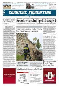 Corriere Fiorentino La Toscana - 5 Aprile 2018