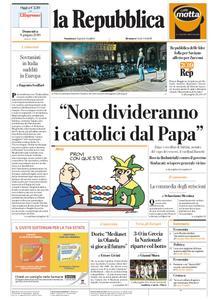 la Repubblica – 09 giugno 2019