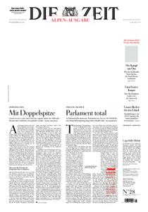 Die Zeit Österreich - 04. Juli 2019