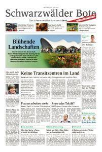 Schwarzwälder Bote Hechingen - 04. Juli 2018