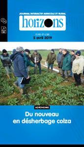 Horizons Centre Ile-de-France – 05 avril 2019
