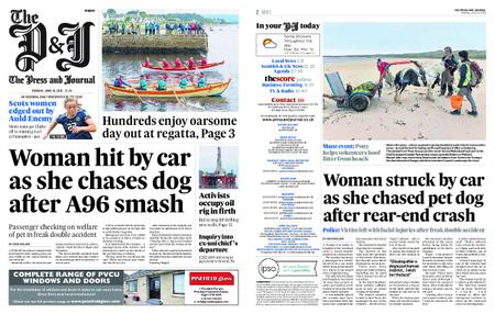 The Press and Journal Moray – June 10, 2019