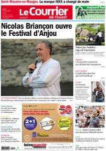 Le Courrier de l'Ouest Cholet – 10 juin 2019