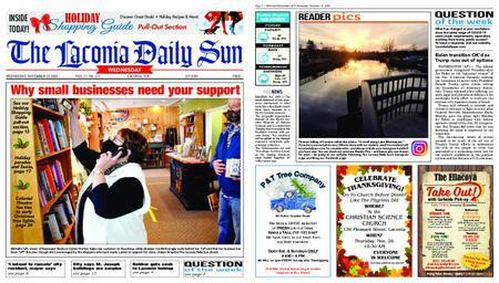 The Laconia Daily Sun – November 25, 2020