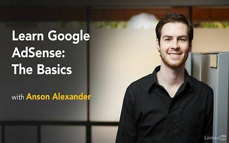 Lynda - Learn Google AdSense: The Basics