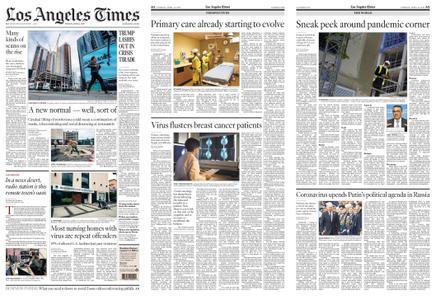 Los Angeles Times – April 14, 2020