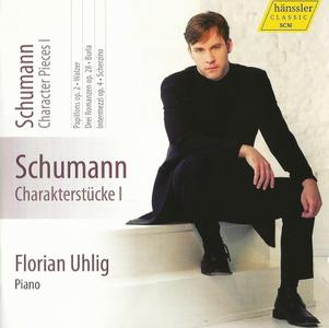 Florian Uhlig - Schumann: Character Pieces 1 (Complete Works for Piano Solo, Vol. 3) (2012)