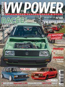 VW Power - Octobre-Décembre 2018