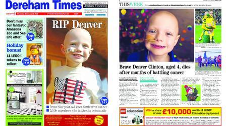Dereham Times – February 21, 2019