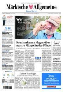 Märkische Allgemeine Dosse Kurier - 02. Februar 2018