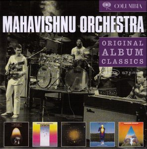 Mahavishnu Orchestra - Original Album Classics (2007) {5CD Box Set, Remastered} Re-Up