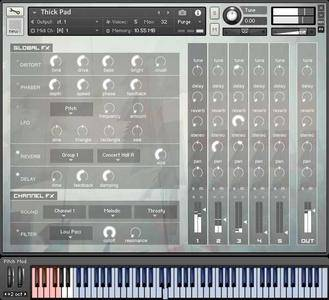 Samplephonics Deep Textures KONTAKT