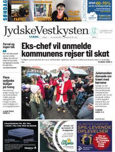 JydskeVestkysten Varde – 25. november 2018