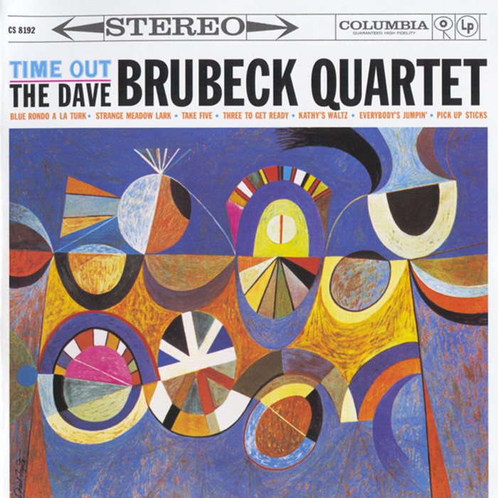 Dave Brubeck Quartet - Time Out (1959) [Analogue Productions 2012] MCH PS3 ISO + Hi-Res FLAC