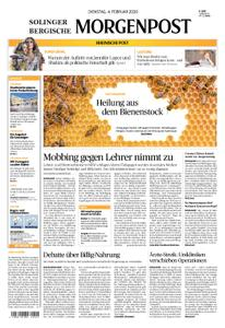Solinger Morgenpost – 04. Februar 2020