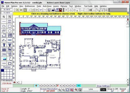 HomePlanSoft Home Plan Pro 5.2.24.3 Portable