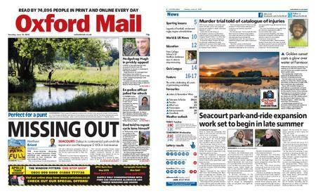 Oxford Mail – June 12, 2018
