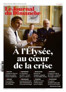 Le Journal du Dimanche - 22 mars 2020