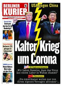 Berliner Kurier – 05. Mai 2020