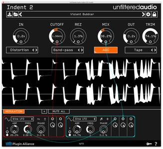Plugin Alliance Unfiltered Audio Indent 2 v2.0.0 MacOSX
