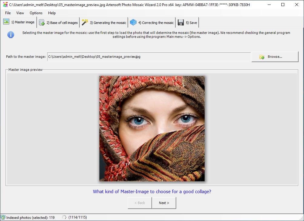 Artensoft photo mosaic key | Artensoft Photo Mosaic Wizard Crack