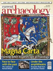 Current Archaeology - Issue 304