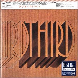Soft Machine - Third (1970) {2CD 2013 Japan Mini LP Blu-spec CD2}