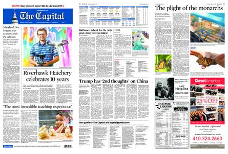 The Capital – August 26, 2019