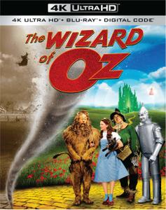 The Wizard of Oz (1939) [4K, Ultra HD]