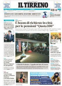 Il Tirreno Livorno - 1 Febbraio 2019