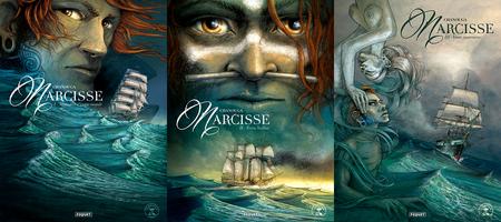 Narcisse - 3 Tomes