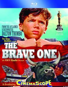 The Brave One (1956) + Extra