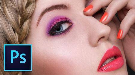 Learn Advanced High End Beauty Retouching in Photoshop [repost]