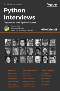 Python Interviews : Discussions with Python Experts