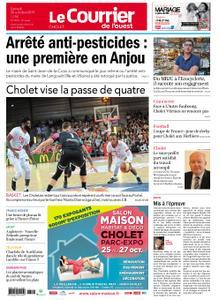 Le Courrier de l'Ouest Cholet – 26 octobre 2019