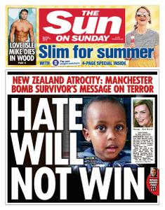 The Sun UK - 17 March 2019