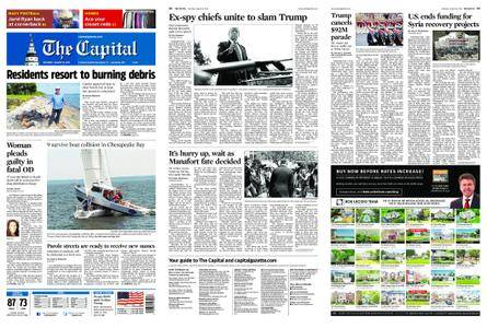 The Capital – August 18, 2018